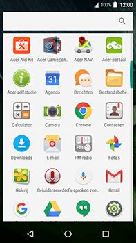Acer Liquid Zest 4G Plus - E-mail - Handmatig instellen (gmail) - Stap 3