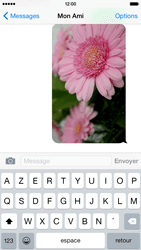 Apple iPhone 6 iOS 8 - MMS - envoi d'images - Étape 13