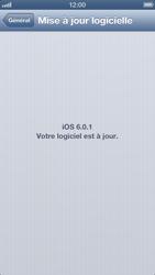 Apple iPhone 5 - Appareil - Mises à jour - Étape 7