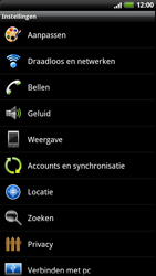 HTC Z710e Sensation - Internet - handmatig instellen - Stap 4