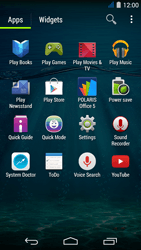 Acer Liquid Jade S - Applications - Downloading applications - Step 3