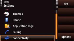 Nokia N97 Mini - MMS - Manual configuration - Step 4