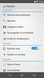 Sony Xpéria M2 - Sécuriser votre mobile - Personnaliser le code PIN de votre carte SIM - Étape 4