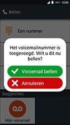 Doro 8035-model-dsb-0170 - Voicemail - Handmatig instellen - Stap 7