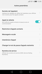 Huawei Huawei P9 Lite - Messagerie vocale - Configuration manuelle - Étape 6