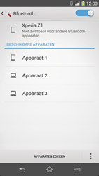 Sony D5503 Xperia Z1 Compact - Bluetooth - Koppelen met ander apparaat - Stap 6