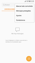 Samsung Galaxy J5 (2017) - Mensajería - Configurar el equipo para mensajes de texto - Paso 5
