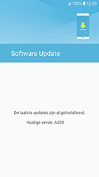 Samsung Galaxy A5 (2017) - Software update - update installeren zonder PC - Stap 7