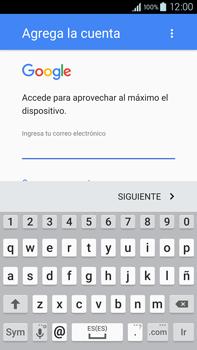Samsung N910F Galaxy Note 4 - E-mail - Configurar Gmail - Paso 9