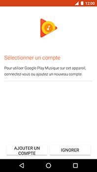 Motorola Moto E4 Plus - Photos, vidéos, musique - Ecouter de la musique - Étape 4