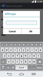 LG G2 mini LTE - Internet - Manual configuration - Step 14