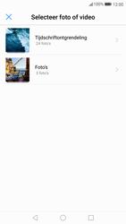 Huawei P10 Lite - E-mail - Bericht met attachment versturen - Stap 13