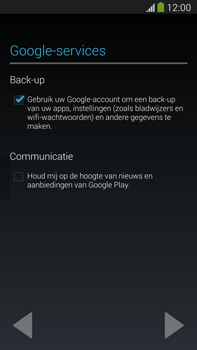 Samsung N9005 Galaxy Note III LTE - Applicaties - Account aanmaken - Stap 14
