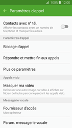 Samsung Galaxy J3 (2016 (J320) - Messagerie vocale - configuration manuelle - Étape 7