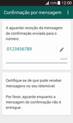 Samsung Galaxy Ace 4 - Aplicações - Como configurar o WhatsApp -  8