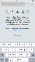 Apple iPhone 7 - iOS 12 - Internet - Hoe te internetten - Stap 4