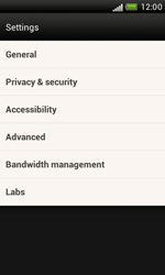 HTC T328e Desire X - Internet - Manual configuration - Step 18