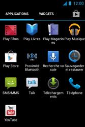Acer Liquid Z3 - Applications - Télécharger des applications - Étape 3
