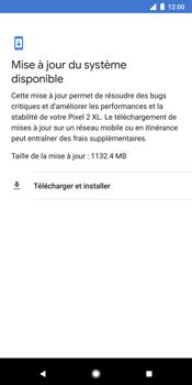 Google Pixel 2 XL - Réseau - Installation de mises à jour - Étape 7