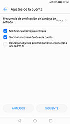 Huawei P10 Lite - E-mail - Configurar Yahoo! - Paso 8