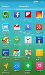 Alcatel OT-5050X Pop S3 - Photos, vidéos, musique - Envoyer une photo via Bluetooth - Étape 3
