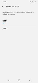 Samsung galaxy-a20e-dual-sim-sm-a202f - Bellen - WiFi Bellen (VoWiFi) - Stap 6