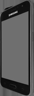 Samsung Galaxy J1 - Funções básicas - Como reiniciar o aparelho - Etapa 2