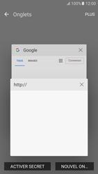 Samsung Samsung G920 Galaxy S6 (Android M) - Internet - Navigation sur Internet - Étape 13