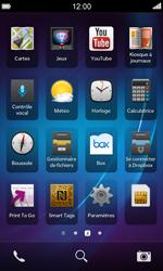 BlackBerry Z10 - Aller plus loin - Désactiver les données à l'étranger - Étape 3