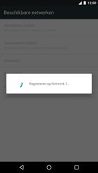 LG Nexus 5X (H791F) - Android Nougat - Netwerk selecteren - Handmatig een netwerk selecteren - Stap 10