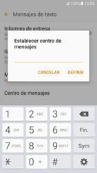 Samsung Galaxy S7 - Mensajería - Configurar el equipo para mensajes de texto - Paso 9