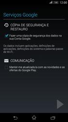 Sony Xperia E4 - Email - Adicionar conta de email -  9