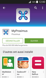 Samsung G318H Galaxy Trend 2 Lite - Applications - MyProximus - Étape 10