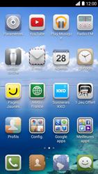 Bouygues Telecom Ultym 5 - Premiers pas - Configurer l