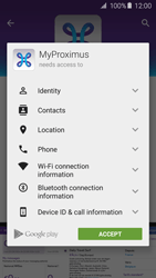 Samsung A3 (2016) - Applications - MyProximus - Step 8
