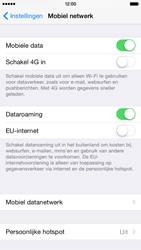 Apple iPhone 6 - Internet - Dataroaming uitschakelen - Stap 4