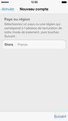 Apple iPhone 5 iOS 7 - Applications - Télécharger des applications - Étape 9