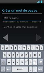LG Optimus L5 II - Premiers pas - Créer un compte - Étape 13