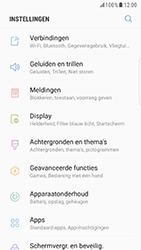Samsung G925F Galaxy S6 Edge - Android Nougat - Wi-Fi - Verbinding maken met Wi-Fi - Stap 4