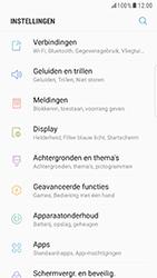 Samsung Galaxy S6 Edge - Android Nougat - WiFi - Handmatig instellen - Stap 4