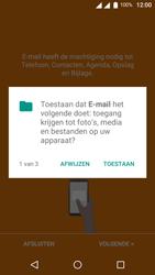 Wiko U-Feel Lite - E-mail - Handmatig instellen (outlook) - Stap 5