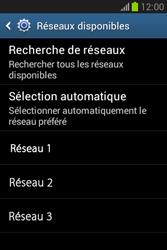 Samsung S6790 Galaxy Fame Lite - Réseau - utilisation à l'étranger - Étape 11
