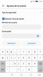 Huawei P10 - E-mail - Configurar correo electrónico - Paso 17