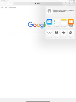 Apple ipad-pro-12-9-inch-2018-model-a1895 - Internet - Hoe te internetten - Stap 16