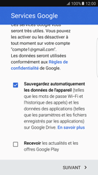 Samsung Samsung G925 Galaxy S6 Edge (Android M) - Applications - Créer un compte - Étape 17