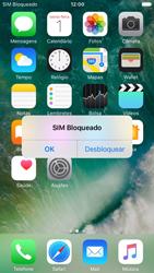 Apple iPhone iOS 10 - Internet (APN) - Como configurar a internet do seu aparelho (APN Nextel) - Etapa 15