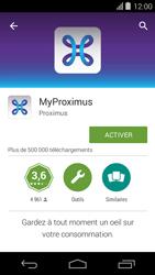 Acer Liquid E600 - Applications - MyProximus - Étape 8