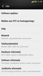 HTC Desire 601 - Software updaten - Update installeren - Stap 5