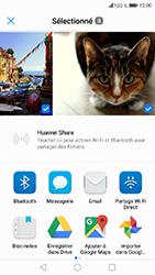 Honor 6A - Photos, vidéos, musique - Envoyer une photo via Bluetooth - Étape 8