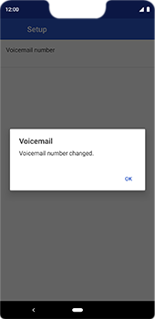 Google Pixel 3XL - Voicemail - Manual configuration - Step 11